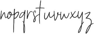 Gasttula ttf (400) Font LOWERCASE