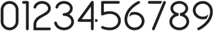 Gasworks Park- V5.2 Regular otf (400) Font OTHER CHARS