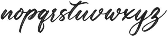 Gathering otf (400) Font LOWERCASE