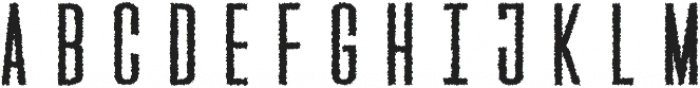 Gatsby Distorted otf (400) Font LOWERCASE