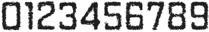 Gaz Grease otf (400) Font OTHER CHARS