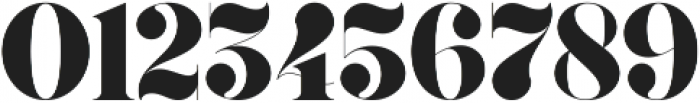 Gaze Pro ttf (400) Font OTHER CHARS