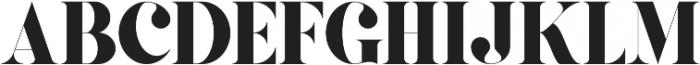 Gaze Pro ttf (400) Font UPPERCASE