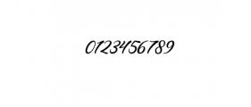 Ganetha - Elegant Script Font Font OTHER CHARS