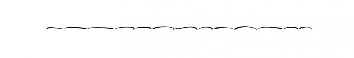 Ganetha - Elegant Script Font Font LOWERCASE