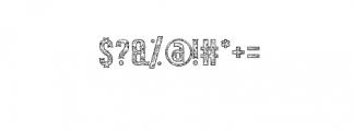 Gayatri.otf Font OTHER CHARS