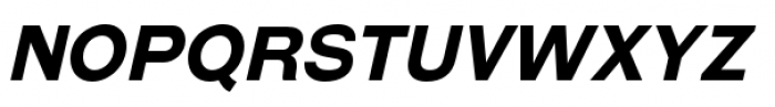 Galderglynn Esq Bold Italic Font UPPERCASE
