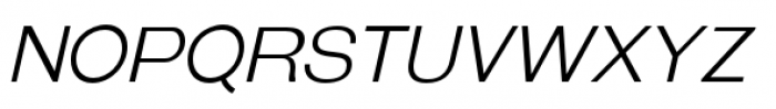 Galderglynn Esq Light Italic Font UPPERCASE