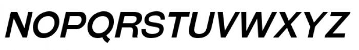 Galderglynn Esq Regular Italic Font UPPERCASE