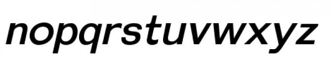 Galderglynn Esq Regular Italic Font LOWERCASE