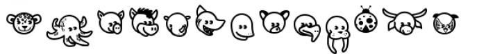 Garanimals Font UPPERCASE