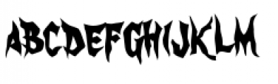 Gatekeeper Font LOWERCASE