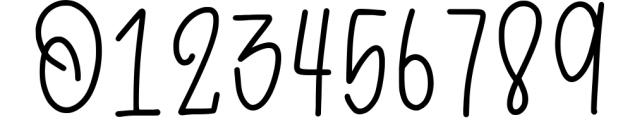 Gallon Sour - OTF / TTF Font OTHER CHARS
