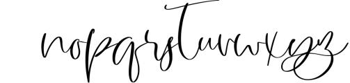 Garnet Night Font Duo 1 Font LOWERCASE