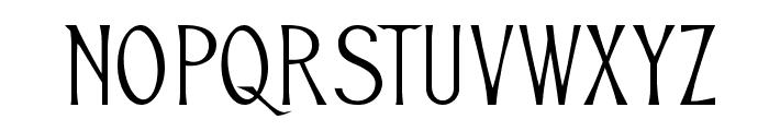 GADAQUALI Font UPPERCASE