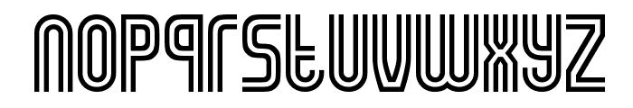 GALLEDIS Font LOWERCASE