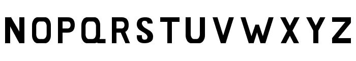 GAMECUBEN DualSet Font LOWERCASE