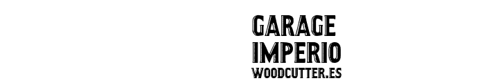 GARAGE IMPERIO Font OTHER CHARS