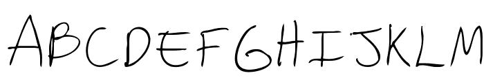 Gabo4 Font UPPERCASE