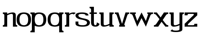 Gabriel Serif Font LOWERCASE