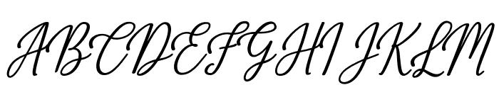 Gabryna Font UPPERCASE