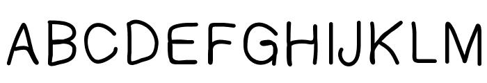 Gaelleingsletter Font UPPERCASE