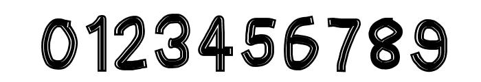 Gaffer's Tape Font OTHER CHARS