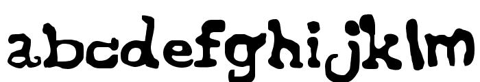 GaiasianM Font LOWERCASE