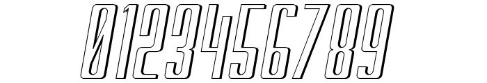 Galah Panjang Italic Font OTHER CHARS