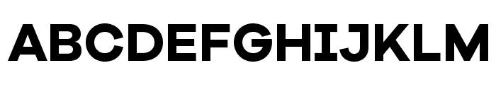 Galano Grotesque Alt DEMO Bold Font UPPERCASE