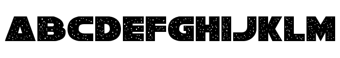 Galaxy 1 Condensed Font LOWERCASE