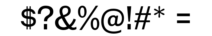 GalderglynnTitlingBk-Regular Font OTHER CHARS