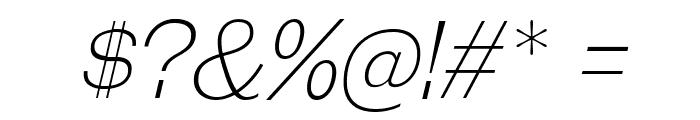 GalderglynnTitlingEl-Italic Font OTHER CHARS