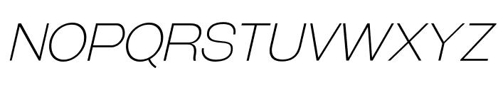 GalderglynnTitlingEl-Italic Font UPPERCASE
