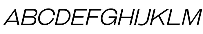 GalderglynnTitlingLt-Italic Font LOWERCASE