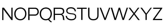 GalderglynnTitlingLt-Regular Font UPPERCASE