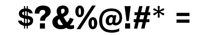 GalderglynnTitlingRg-Bold Font OTHER CHARS