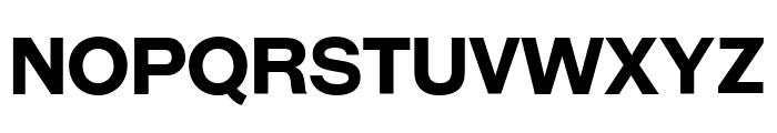 GalderglynnTitlingRg-Bold Font UPPERCASE