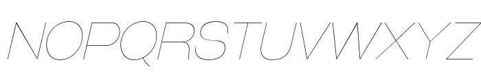 GalderglynnTitlingUl-Italic Font UPPERCASE