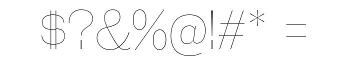 GalderglynnTitlingUl-Regular Font OTHER CHARS