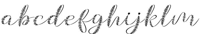 Galea Font LOWERCASE