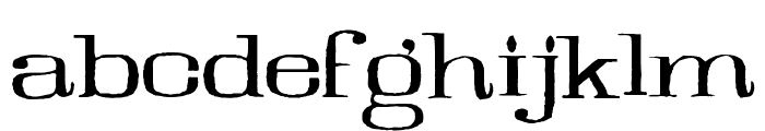Galeries Font UPPERCASE