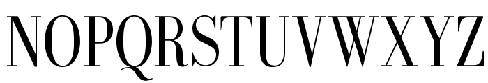 GalileoFLF-Roman Font UPPERCASE