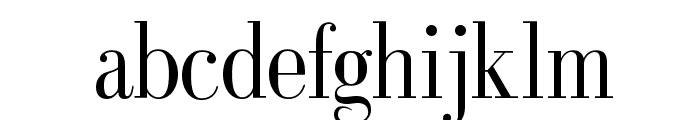 GalileoFLF-Roman Font LOWERCASE