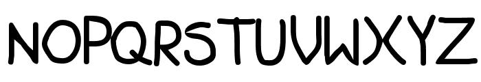 Galla Font UPPERCASE