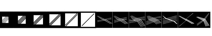 GalleriaGeometricaB Font LOWERCASE