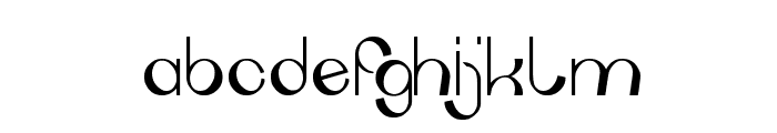 Game Of Life Font LOWERCASE