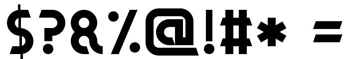 Game Sans Serif 7 Font OTHER CHARS