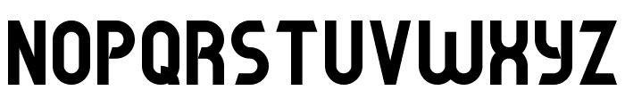 Game Sans Serif 7 Font UPPERCASE