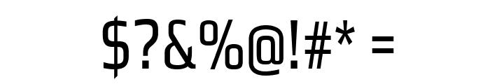 Gamestation-Condensed Font OTHER CHARS